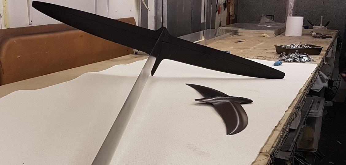 Flying Mantis Foils